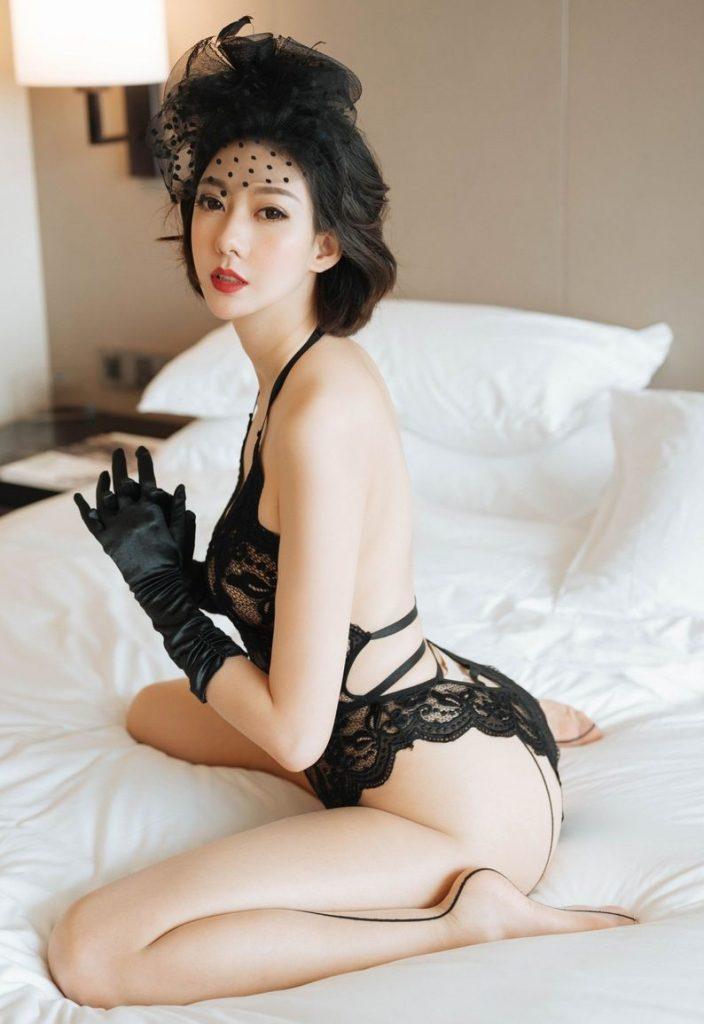 Sexy girl in Beijing